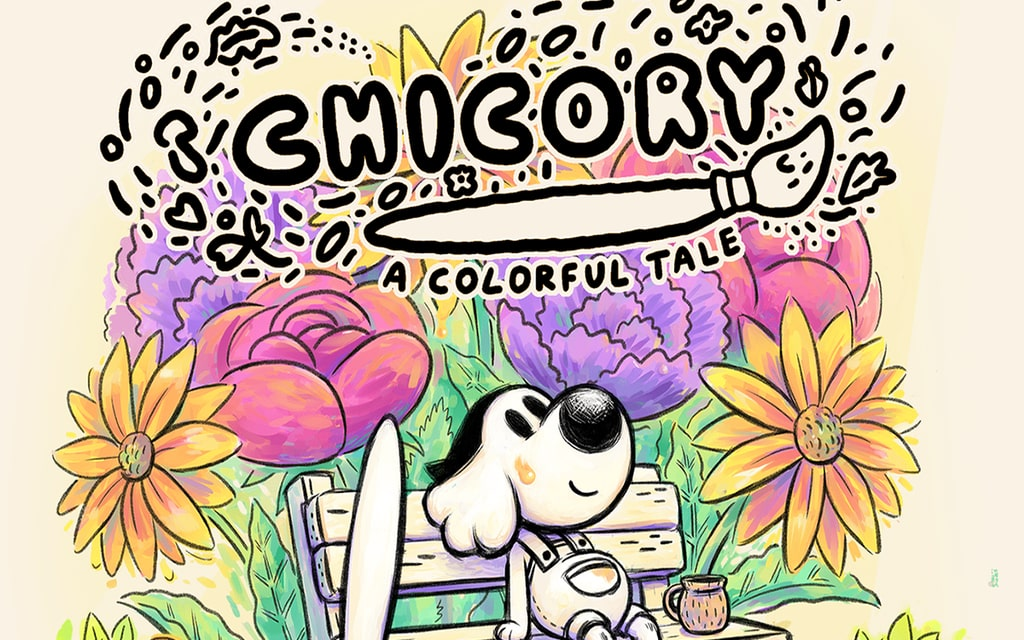 Análisis – Chicory: a Colorful Tale