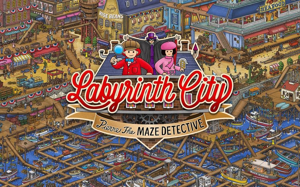 Análisis – Labyrinth City: Pierre the Maze Detective