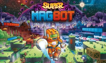 Análisis – Super Magbot
