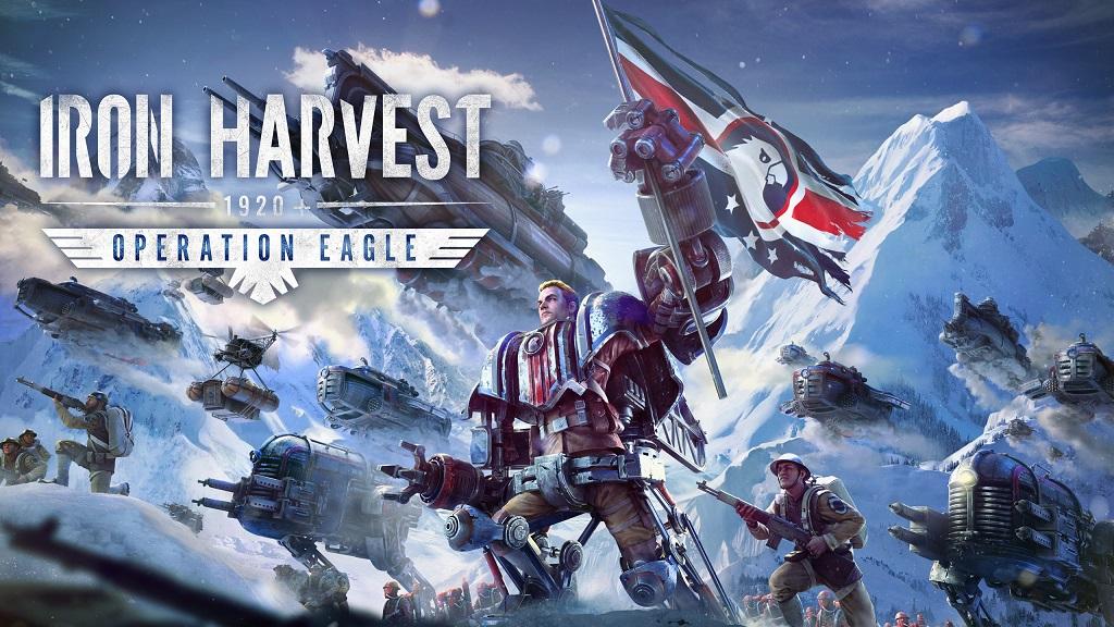 Análisis – Iron Harvest: Operation Eagle