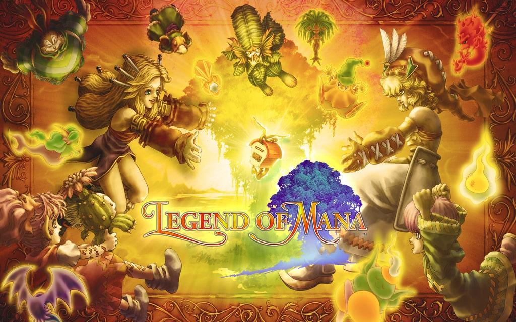Análisis – Legend of Mana