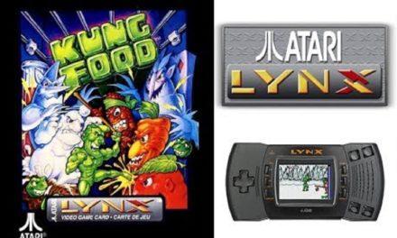 Kung Food – Atari Lynx