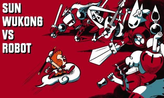 Análisis – Sun Wukong VS Robot
