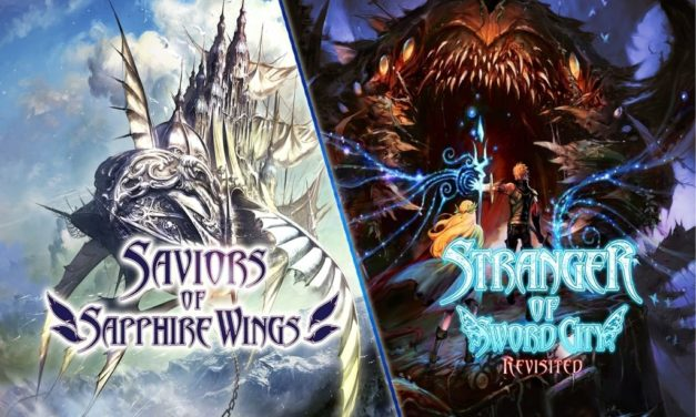 Análisis – Saviors of Sapphire Wings / Stranger of Sword City Revisited