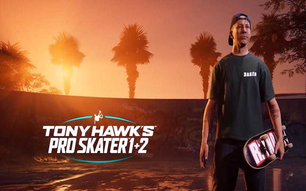 Análisis – Tony Hawk's Pro Skater 1 + 2 (Switch)