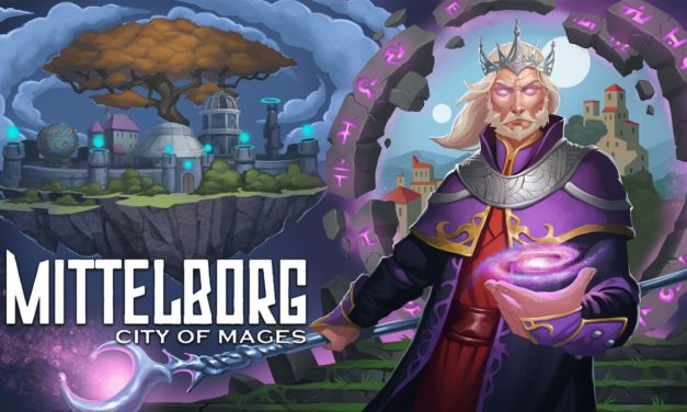 Análisis – Mittleborg: City of Mages