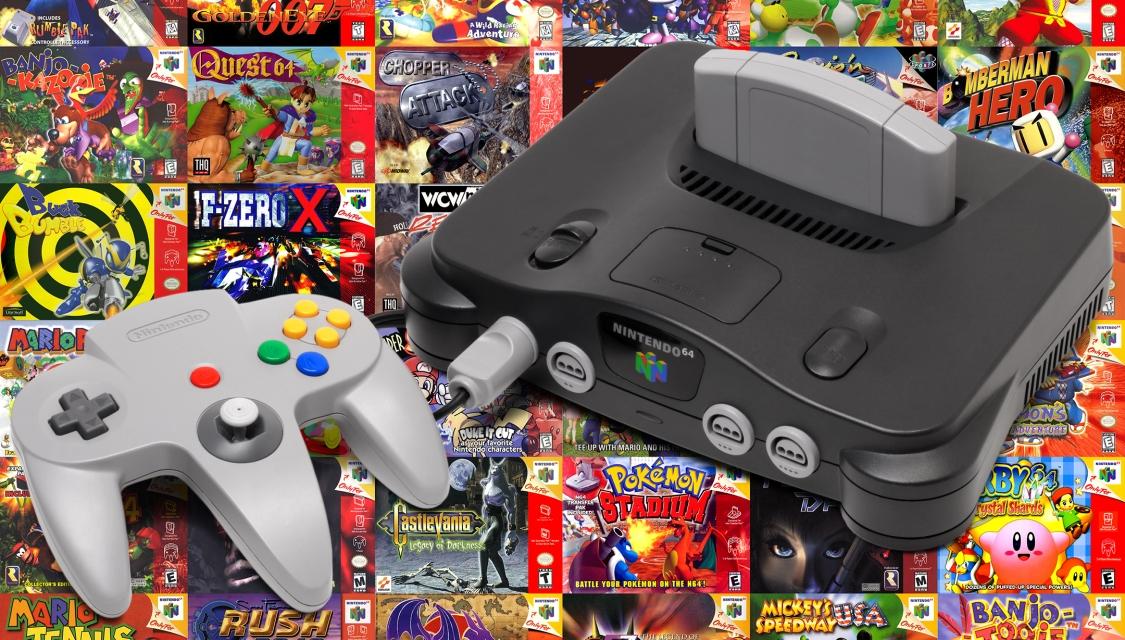 25 años de Nintendo 64: Polígonos agridulces
