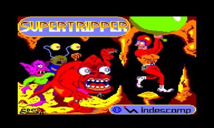 Supertripper – Amstrad CPC y MSX