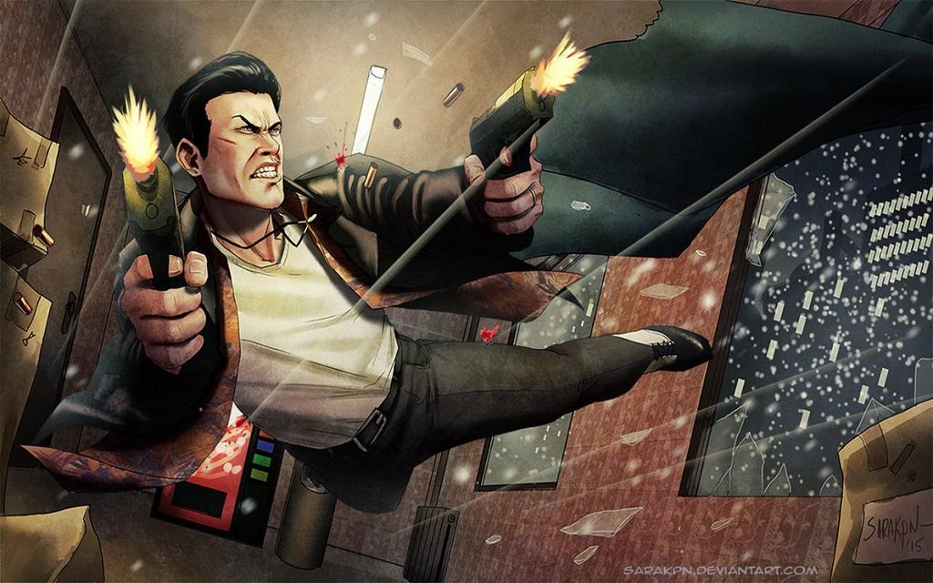 Max Payne: veinte años de bullet time