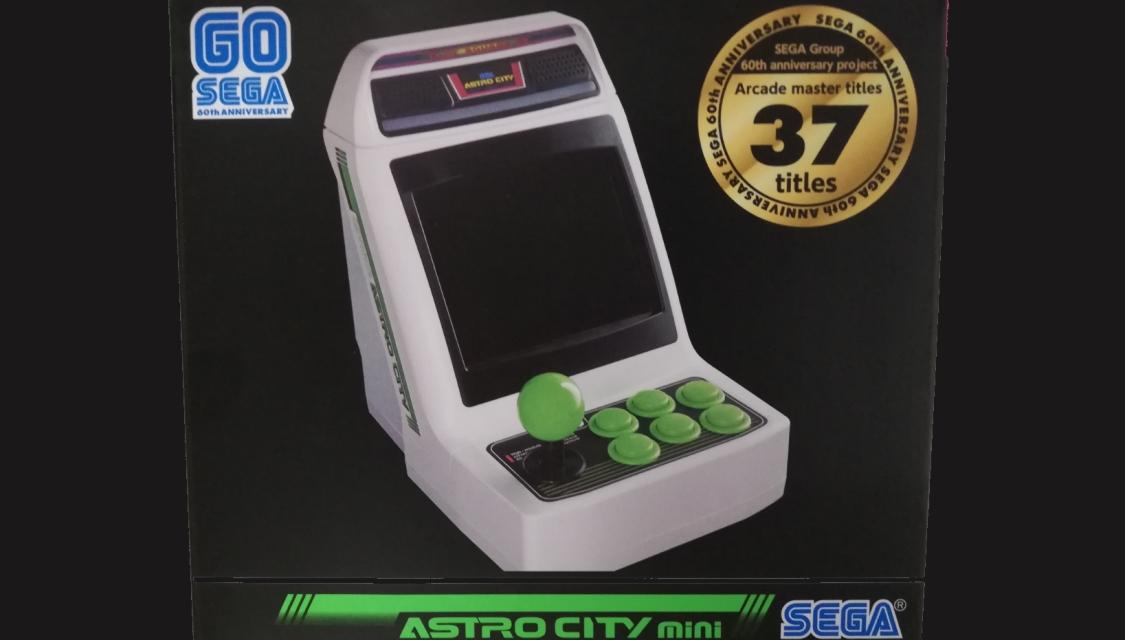 Probando – Astro City Mini