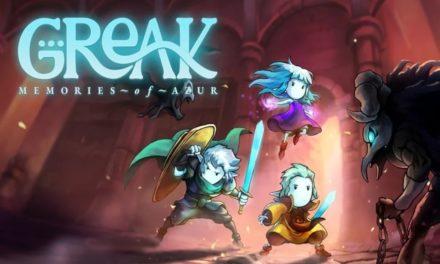 Análisis – Greak: Memories of Azur