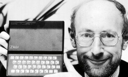 Nos deja Sir Clive Sinclair