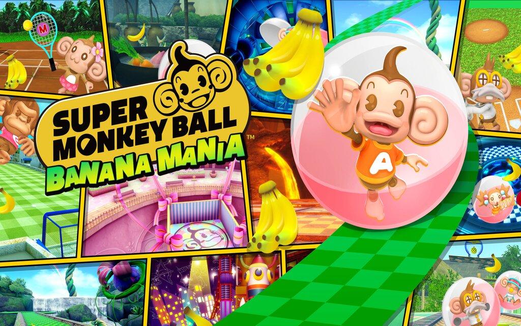 Análisis – Super Monkey Ball Banana Mania