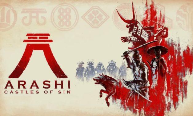 Análisis – Arashi: Castle of Sin