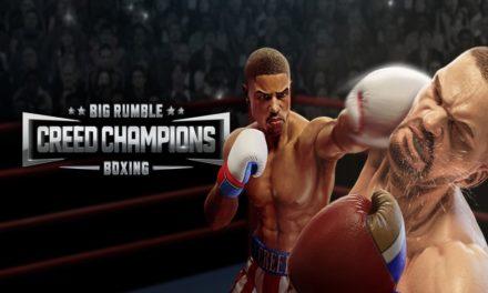 Análisis – Big Rumble Boxing: Creed Champions