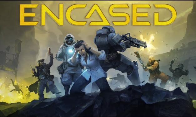 Análisis – Encased: A Sci-Fi Post-Apocalyptic RPG