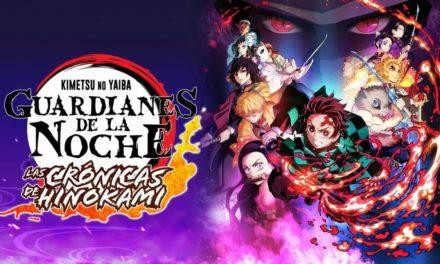 Análisis – Guardianes de la Noche – Kimetsu no Yaiba – Las Crónicas de Hinokami
