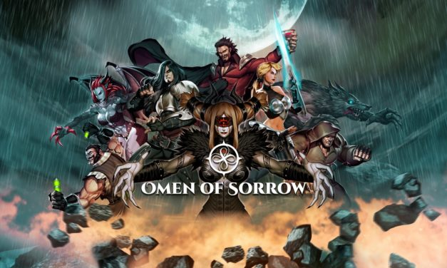 Análisis – Omen of Sorrow