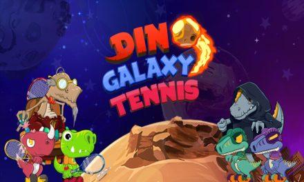 Análisis – Dino Galaxy Tennis
