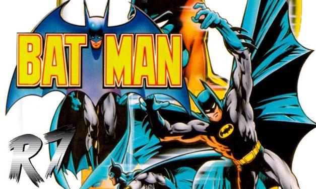 Batman (1986) – El primer videojuego del Cruzado de la Capa
