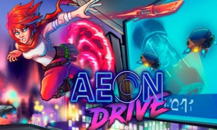 Análisis – Aeon Drive