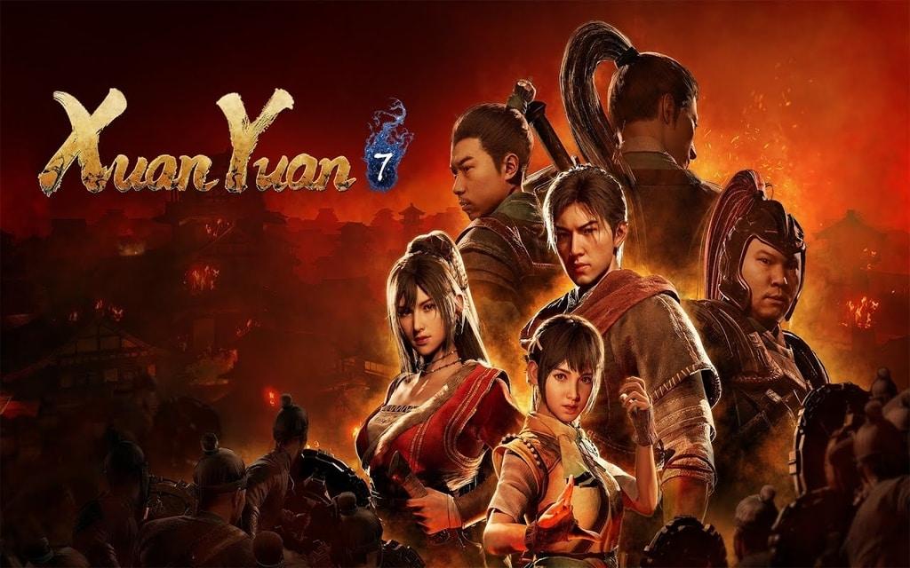 Análisis – Xuan Yuan Sword 7