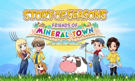 Análisis – STORY OF SEASONS: Friends of Mineral Town