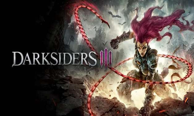 Análisis – Darksiders III (Switch)