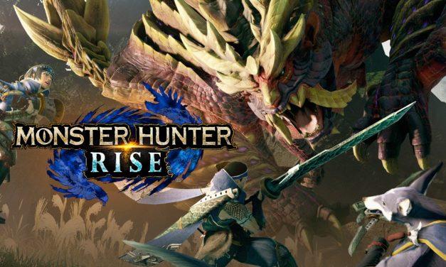 Probando – Monster Hunter Rise