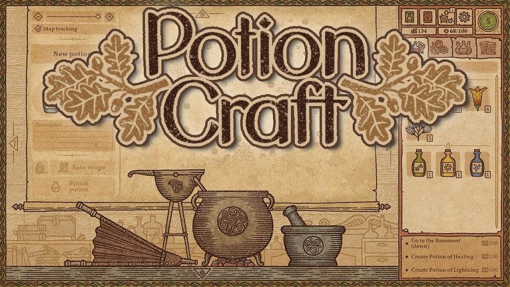 Probando – Potion Craft: Alchemist Simulator